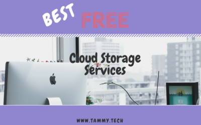 Best FREE Cloud Storage Services